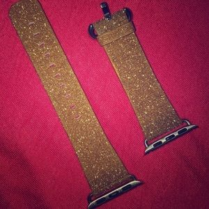 Apple Watch Glitter Band